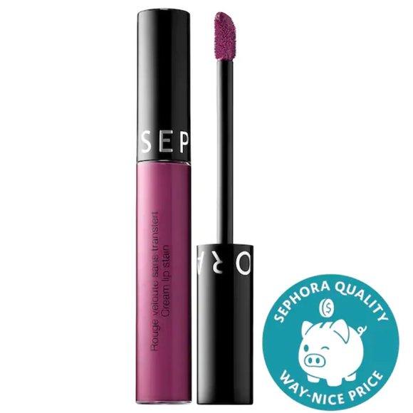 Sephora Other - 💥HP💥Sephora Cream Lip Stain Liquid Lipstick
